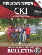 November to December 2018 BulletinUniversity of the West Indies Mona Circle K International Club  featured image